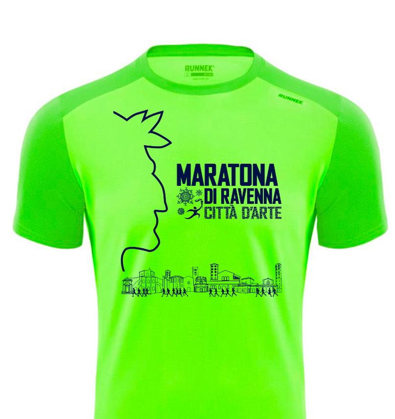 Ravenna Virtual Event Training Run t-shirt
